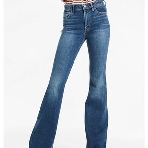 Lucky Brand Bridgette High Rise Flare Jeans